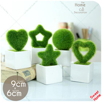 Creative Decorative Artificial Plant Bonsai Fashion Fake Flowers Pots For Wedding Christmas Home Decoration Gifts