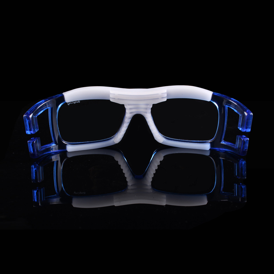 39ae7f429e35 Laura Fairy Sport Glasses Football Basketball Volleyball Sport Myopia  Goggles Silicone Rubber Tip Impact Safety Glasses Men-in Sunglasses from  Apparel ...