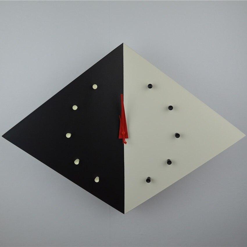 Livraison gratuite/moderne classique cerf-volant horloge murale silencieux décor mural décoration intérieure horloge/prix usine en gros horloge