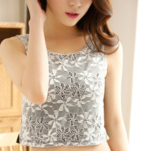 8bf62e075c602 Fashion Casual Women Cropped Lace Tube Tops Wrap Top Strapless Bra Ladies Bandeau  Tops Slim Cofre