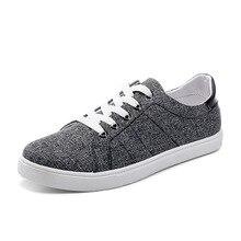 2017 Primavera Zapatos de Lona Bajos Clásicos de Mí Blanco Unisex Plana Transpirable Zapatos de Moda Del Zapato
