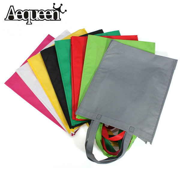 1e5eb337510 2017 Eco Reusable Shopping Bags Cloth Fabric Grocery Packing Recyclable Bag  Hight Simple Design Lovely Tote