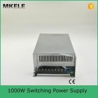 S-1000-12 80A direct koop hoge power kleine size dc 12 v voeding 12 v 1000 w AC naar DC met ce-certificering