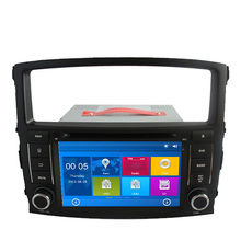 7″ Car DVD GPS Navigation for Mitsubishi Pajero V97 V93 2006 2007 2008 2009 2010 2011 with RDS Ipod Steering wheel control