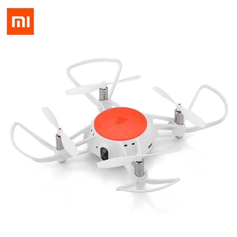 Xiaomi MITU helicópteros RC WiFi FPV HD 720 P Cámara Multi-máquina infrarrojos batalla Mini RC Drone 360- grado de aire inflable Drones