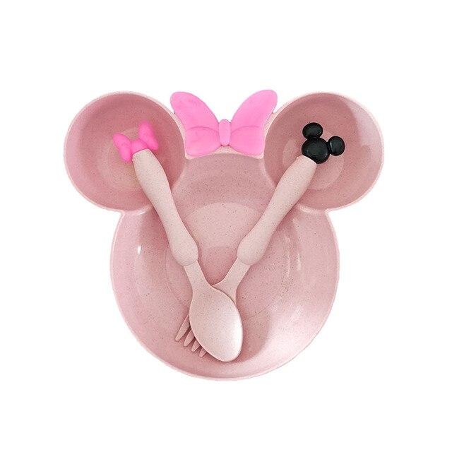 3pcs pink