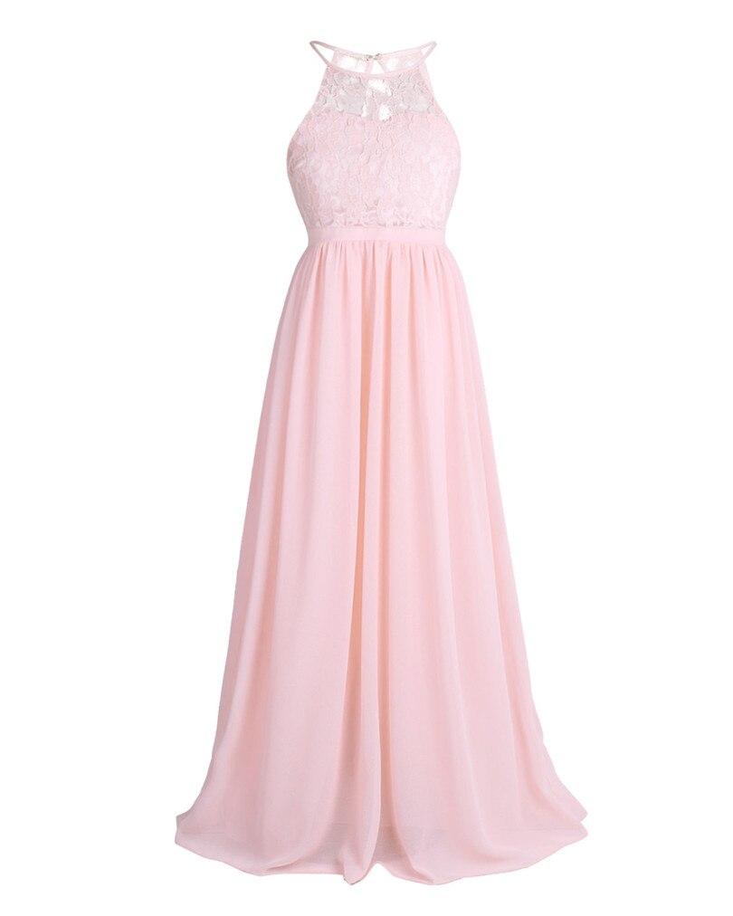 Image 4 - Детские розовые платья с цветами и жемчугом для маленьких девочек, платье для первого причастия, платье для свадьбы, подружки невесты, на день рожденияПлатья   -