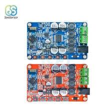 New TDA7492P 50W+50W Wireless Bluetooth 4.0 Audio Receiver Digital Amplifier Board 2.1 Interface 8 ~ 25V DC Power Supply стоимость