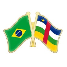 Brazil And Central African Republic Christmas Island Cocos (Keeling)  Islands Colombia Comoros Costa Rica