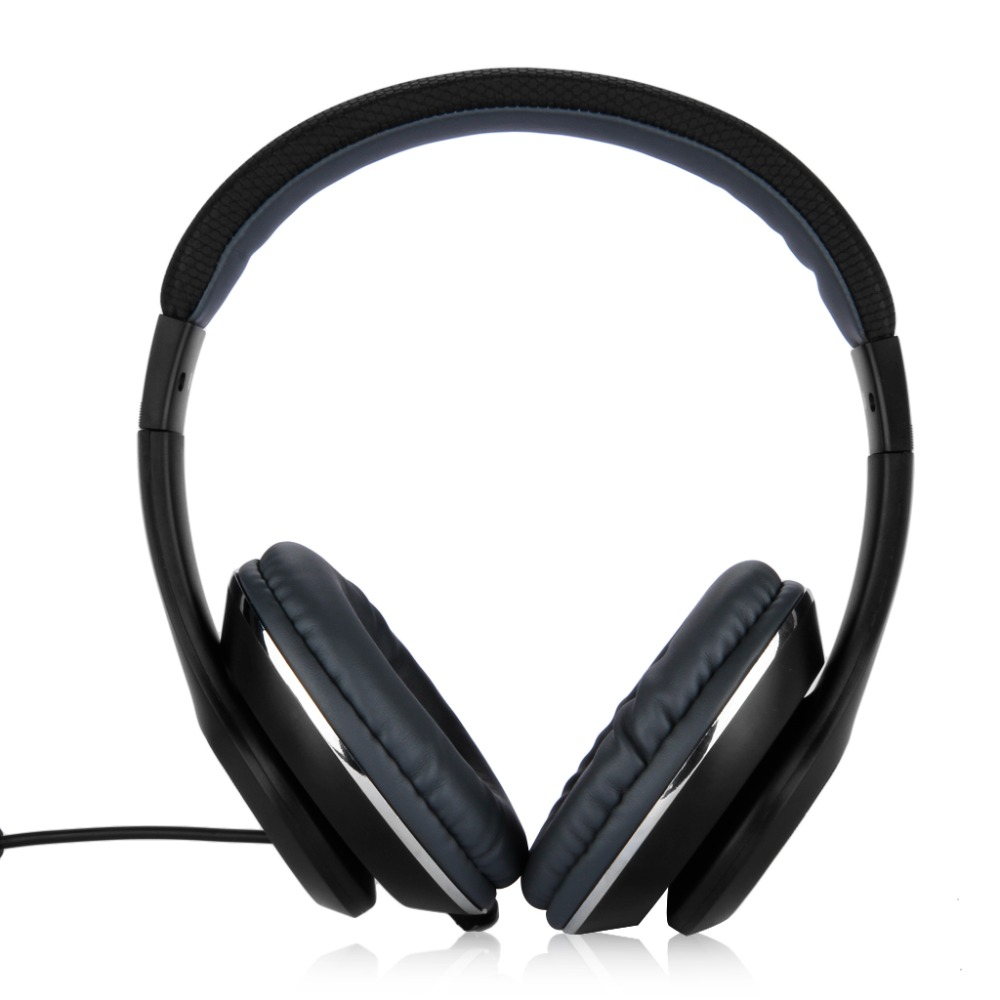bilder für 2016 heißer Verkauf AUSDOM F01 Original Extra Bass MIC Volle-Größe Hohe Qualität DJ Verdrahtete Über-ohr Stereo Kopfhörer