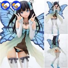 Japan Anime 1/6 Scale Tony annabel Kotobukiya PVC action figure Daisy Butterfly Fairy Four Leaf model toy sexy girl doll gifts цена