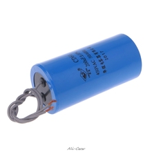 250 450V AC 200uF Appliance Motor Start Run Capacitor CD60 High Quality S927