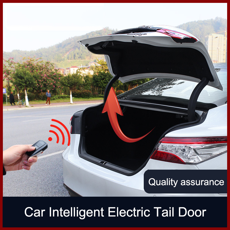 QHCP Remote Control Car Electric Tail Gate Lift Easily For You To Control Trunk For Toyota Camry 2018 Car-styling Accessories