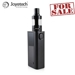 Original Joyetech Cuboid Mini Battery Kit with ego one V2 atomizer 2ml tank built in 2400mah battery 80W Output E-Cigarette