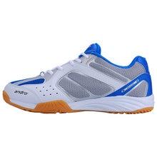 b655a463f Novos Das Mulheres Dos Homens Profissionais Tênis de Mesa Andro Respirável  Anti-Escorregadio Sapato Esporte