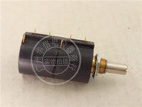 Original new 100% Mexico import 3548S 2AA 502/502B RES 5K 0.15% double multi ring potentiometer (SWITCH)