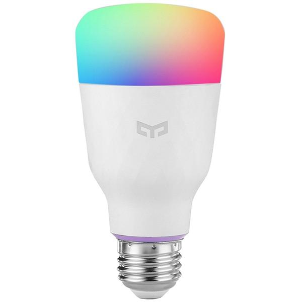 YEELIGHT 10 W RGB E27 y E26 WiFi inalámbrico de Control inteligente bombilla de luz