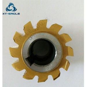 Image 3 - Yellow coating HSS DP10 DP11  DP12  DP13  DP14 DP16 DP18 DP20 DP22 DP24  Gear Hob Cutter PA20 degree
