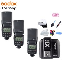 Godox TT600s Camera Flash Speedlite 2.4G Wireless Master Slave X1T S HSS TTL for Sony a6000 a7 II III a58 a6500 a6300 a37