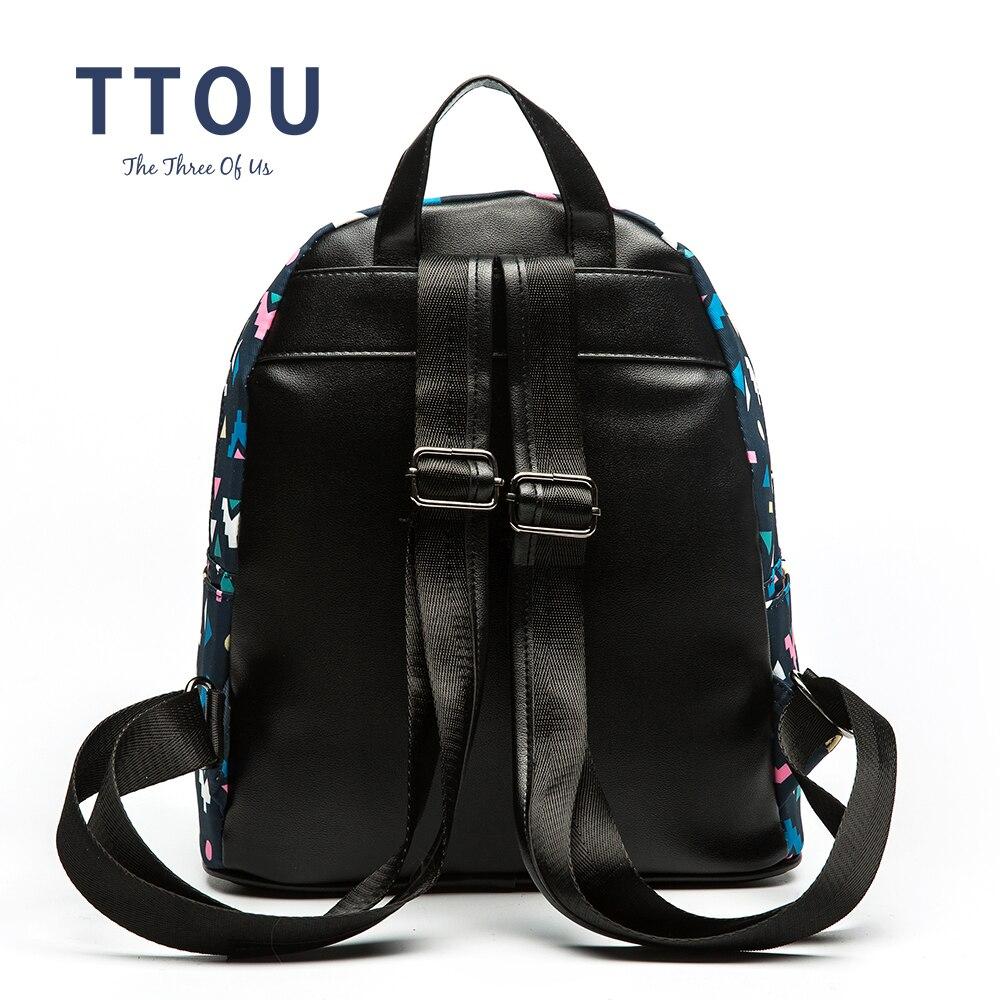 TTOU დიზაინის ფერადი - ზურგჩანთა - ფოტო 4
