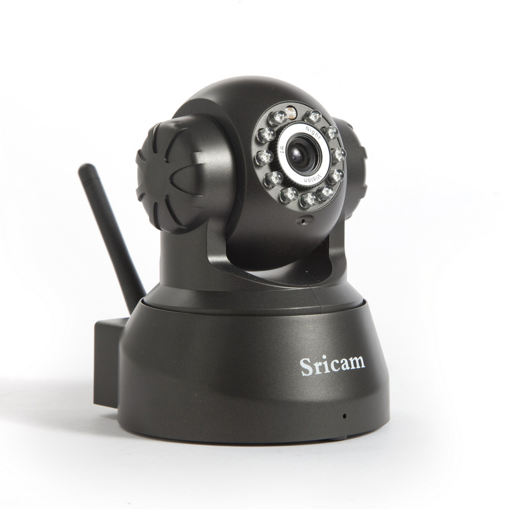 Sricam 720P HD WiFi Pan Tilt IP font b Camera b font MJPEG Wireless Network 10