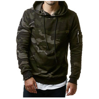 2017 New Autumn Hoodies Men Fashion Brand Pullover Camouflage Hooded Sportswear Sweatshirt Men S Tracksuits Moleton