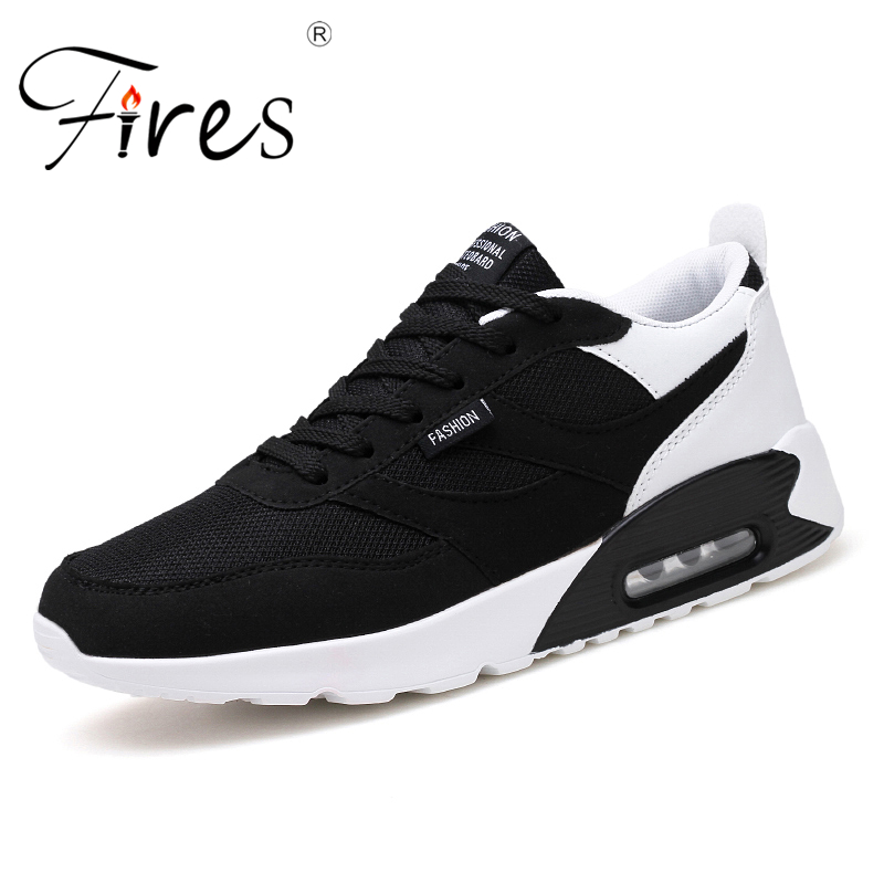 Fires Men's Men Sneakers Running Shoes For Spring Summer Comfortable Jogging Sport Outdoor Brand Walking Shoes zapatos hombre 2017 spring summer running shoes for men brand walking sneakers mesh breathable mens trainers jogging sport shoes cheap zapatos