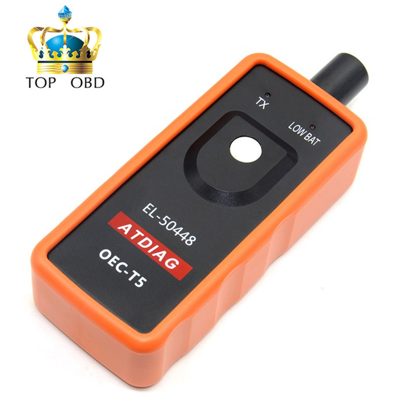 2017 Best Quality A EL50448 Auto Tire Presure Monitor Sensor OEC T5 EL 50448 for Opel