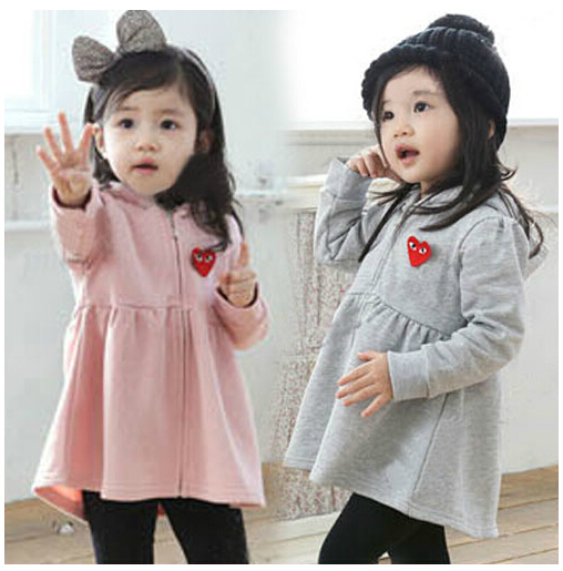 SL-86, Autumn children girls long sleeve Hoodies, Sweatshirts