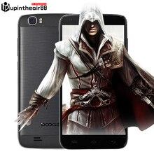 "Original DOOGEE T6 Pro 6250mAh Mobile Phone 4G LTE 5.5"" Android 6.0 MT6753 Octa Core 3GB RAM+32GB ROM 13MP 1280*720 OTG Support"