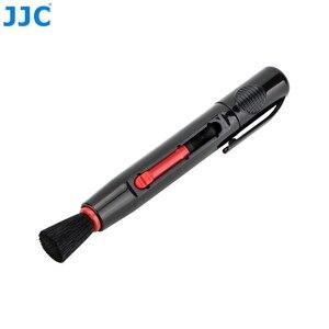 Image 4 - JJC מצלמה עדשת ניקוי עט אוויר אבק מפוח סיבי בד 3 in 1 ערכת ניקוי עבור ניקון Sony אולימפוס Canon DSLR חיישן LCD נקי