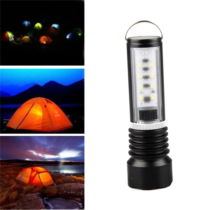 Super LED Portable Lantern Outdoor Camping Hiking Lamp Light 170515