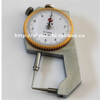 A0110 Dental Lab Caliper With Watch Measuring Thickness Metal Watch Showing Thickness Gauge precision 0 10*0.1mm measuring instr