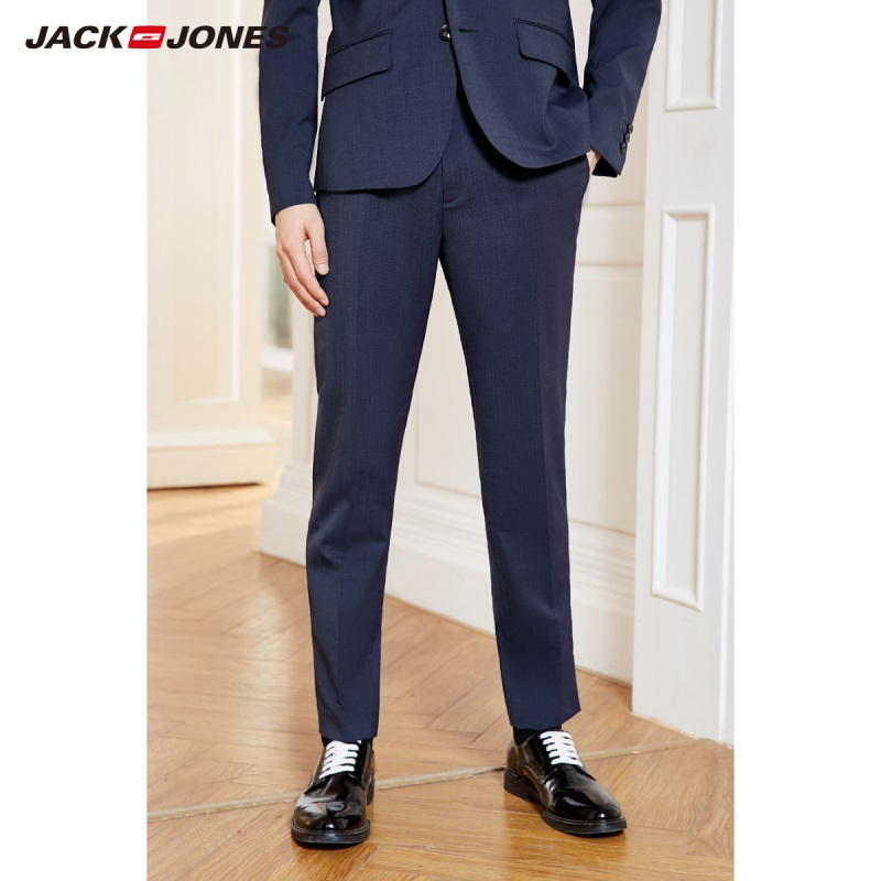 JackJones Men's Slim Fit Suit Pants|219114560