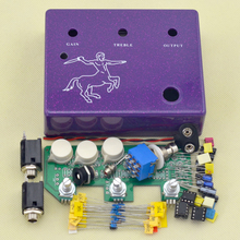 DIY KLON overdrive pedal Professional Overdrive Clone-Guitar Effect Pedal FP diy overdrive guitar effect pedal all kits