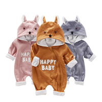 Baby Rompers Autumn Newborn Baby Clothes Spring Baby Boy Clothing Ropa Infant Jumpsuits Cute Baby Girls