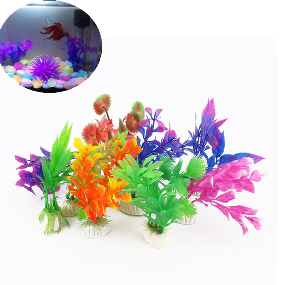Plante Aquarium Decorative