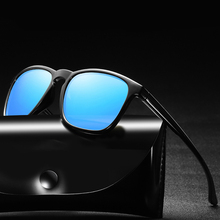 цена на 2019 New Design Polarized Sunglasses Men Vintage Driving Sport Sun glasses Driving Safety Protect Eyeglasses HD UV400 Goggles