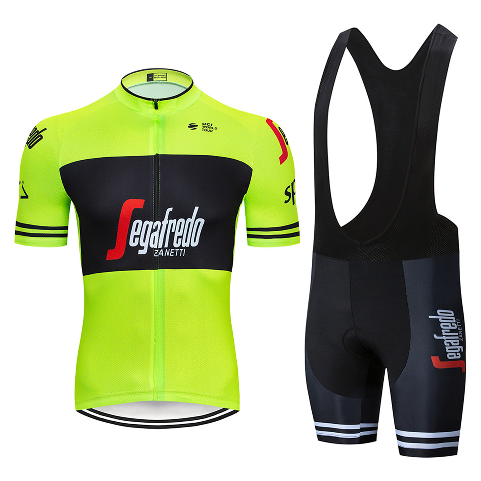 2019 Trekking Cycling Jersey Set Men's Summer Style Short Sleeve Cycling Clothing Sportswear Outdoor Mtb Ropa Ciclismo Bike Wear