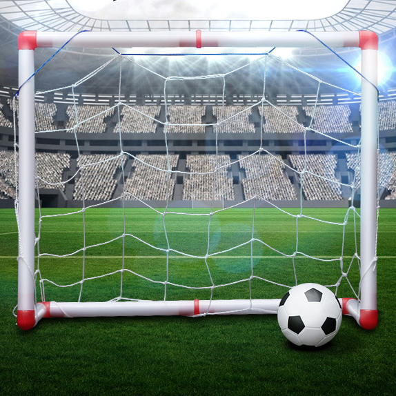 Portable Soccer Goal Post Net Utility Football Soccer Goal Post + Net +  Ball + Pump Safe Outdoor Indoor Kids Children Toy In Toy Sports From Toys U0026  Hobbies ...