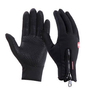 Touch-Screen-Gloves Thermal-Tools Cycling-Working Winter Waterproof Outdoor-Sports Anti-Slip