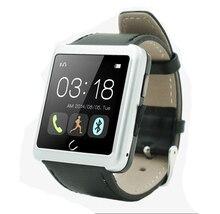 Bluetooth Smartwatch U Uhr U10 LHot verkauf geschenke intelligente android uhr für iPhone HTC Android Phone Smartphones + anti-verloren