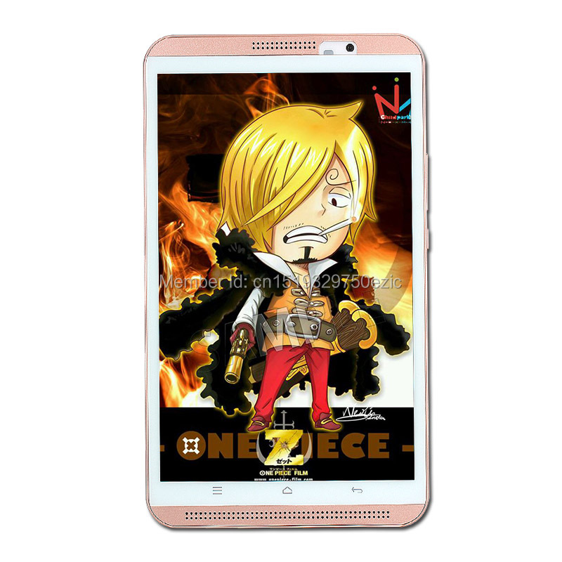 8 pouces tablette pc Octa Core 3G 4G LTE tablettes Android 6.0 RAM 4 GB ROM 64 GB double SIM Bluetooth GPS tablettes 8 pouces tablette pcs