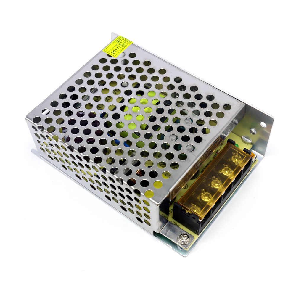 5 в постоянного тока Регулируемый импульсный источник питания 3A 5A 6A 10A 20A 30A 40A 60A 70A AC/DC 25 Вт 50 Вт 60 Вт 100 Вт 150 Вт 200 Вт 300 Вт 350 Вт источник питания