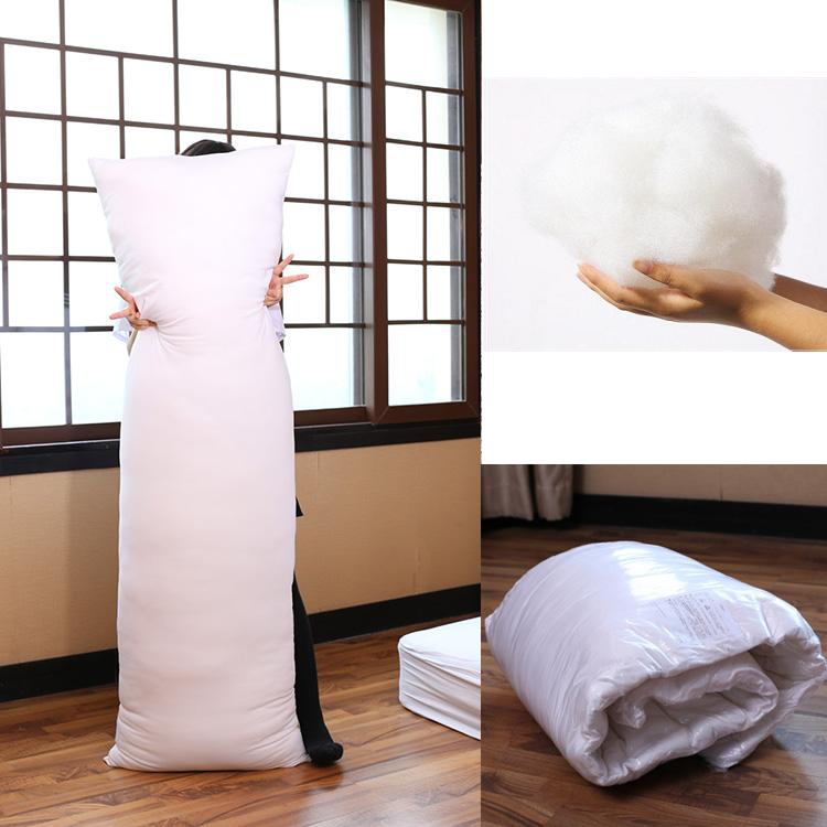 150cm Japanese Anime Hugging Body Pillow Inner PP cotton men women pillow interior home use cushion filling pillow filler insert in Decorative Pillows from Home Garden