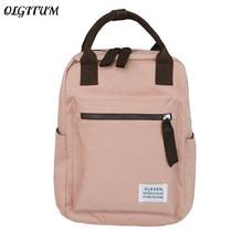 7a1dae8c3fa9f Moda Basit keten sırt çantası Genç Kızlar Için Orta Öğrenci okul çantası  Erkek/Kadın Eğlence
