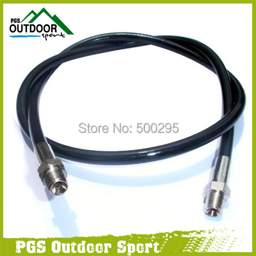 "Paintball PCP Hose 37"" High Pressure Air Fill Line In Flight Refueling Remote Fill Whip Hose-in Paintball Accessories from Sports & Entertainment"