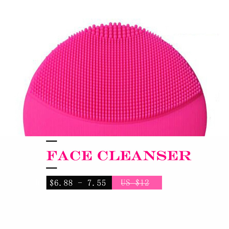 mini2 T-sonic Silicone Cleansing Device Blackhead Acne Removal Rechargeable Electric Facial Cleaner Beauty Instrument