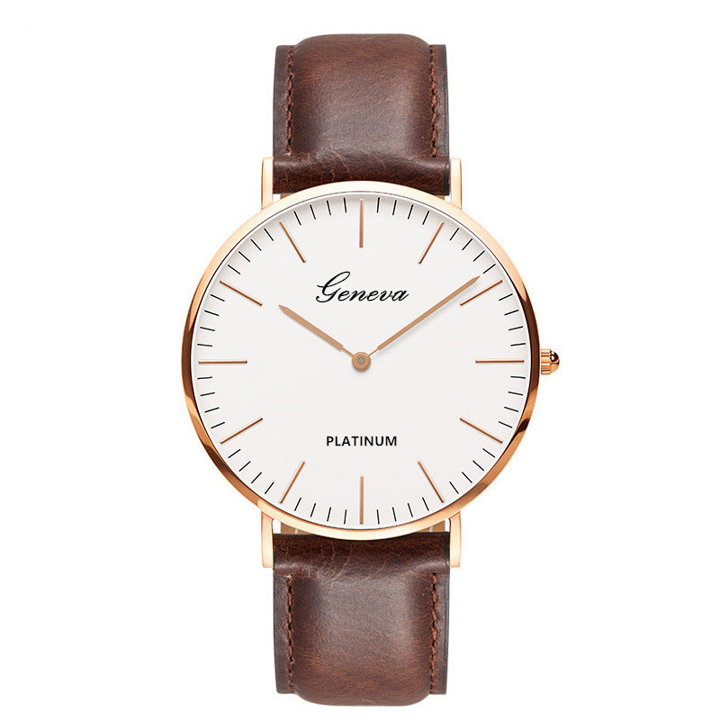 Luxury Brand 2019 New Men's Watches Ultra-thin Belt Men Watch Boys Students Watch Christmas Gift Mens Clock Relogio Masculino