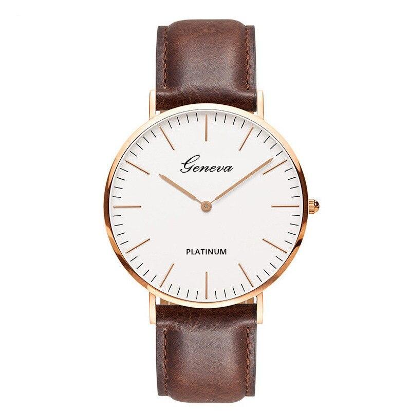 Marca de lujo 2019, nuevos relojes para hombres, Correa ultrafina para hombres, reloj para Niños Estudiantes, regalo de Navidad para hombres, reloj Masculino